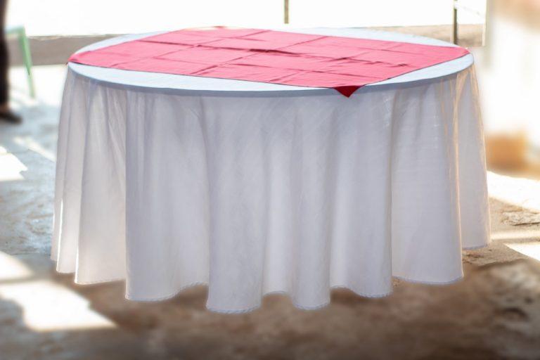 TABL BOIS ROND