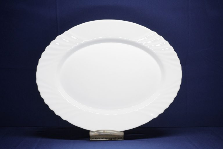PLAT OVAL ARCO